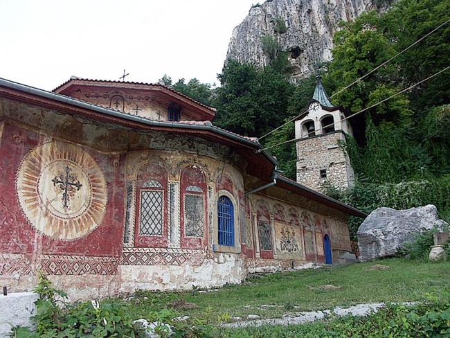 Преображенски манастир - Велико Търново - Peika.bg
