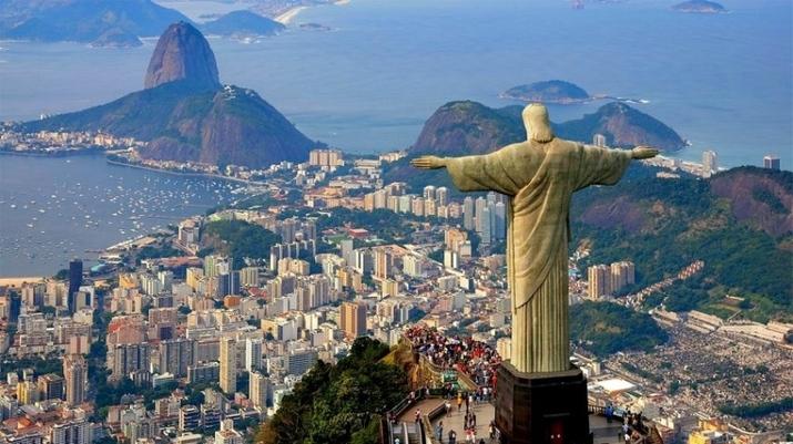 Екзотичната Бразилия – слънце, карнавали и страстна салса ...