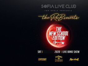 The R&B Secrets: New School Ed. x SLC x Live Band